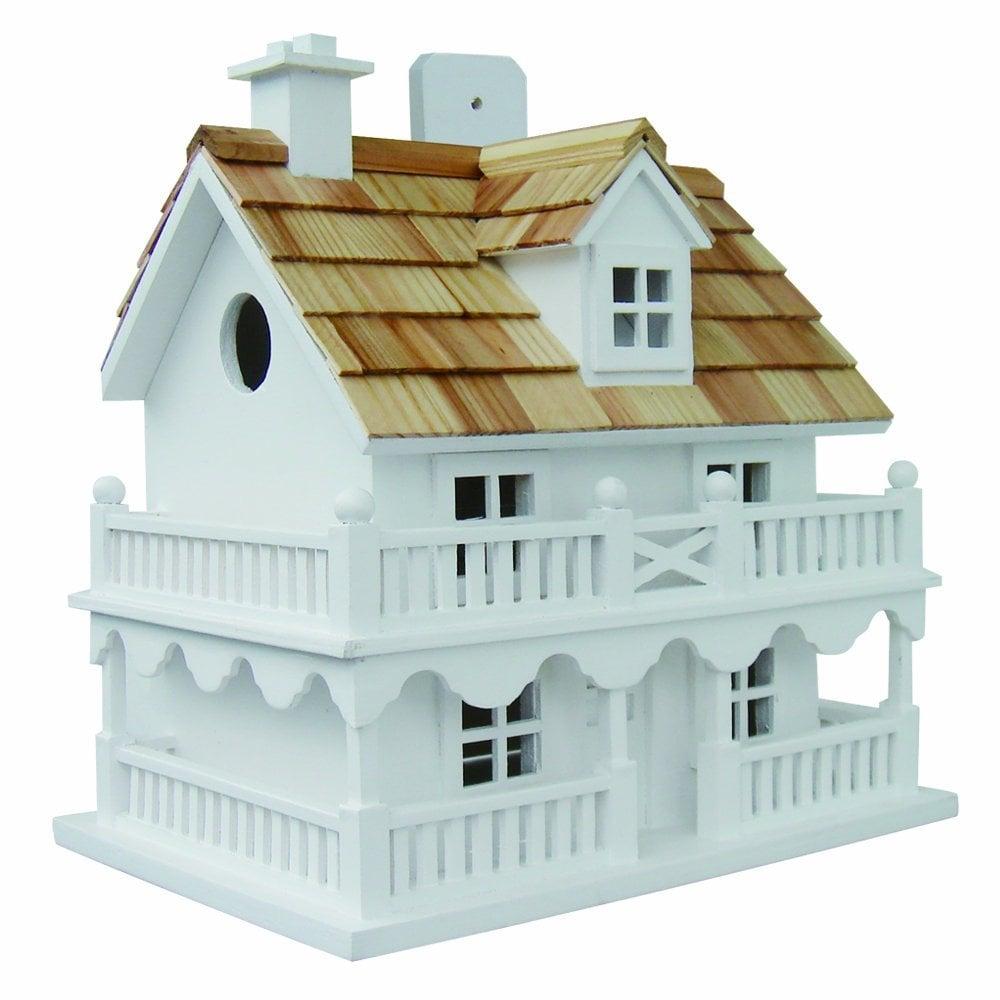 Home Bazaar Handmade Novelty Cottage Bird House