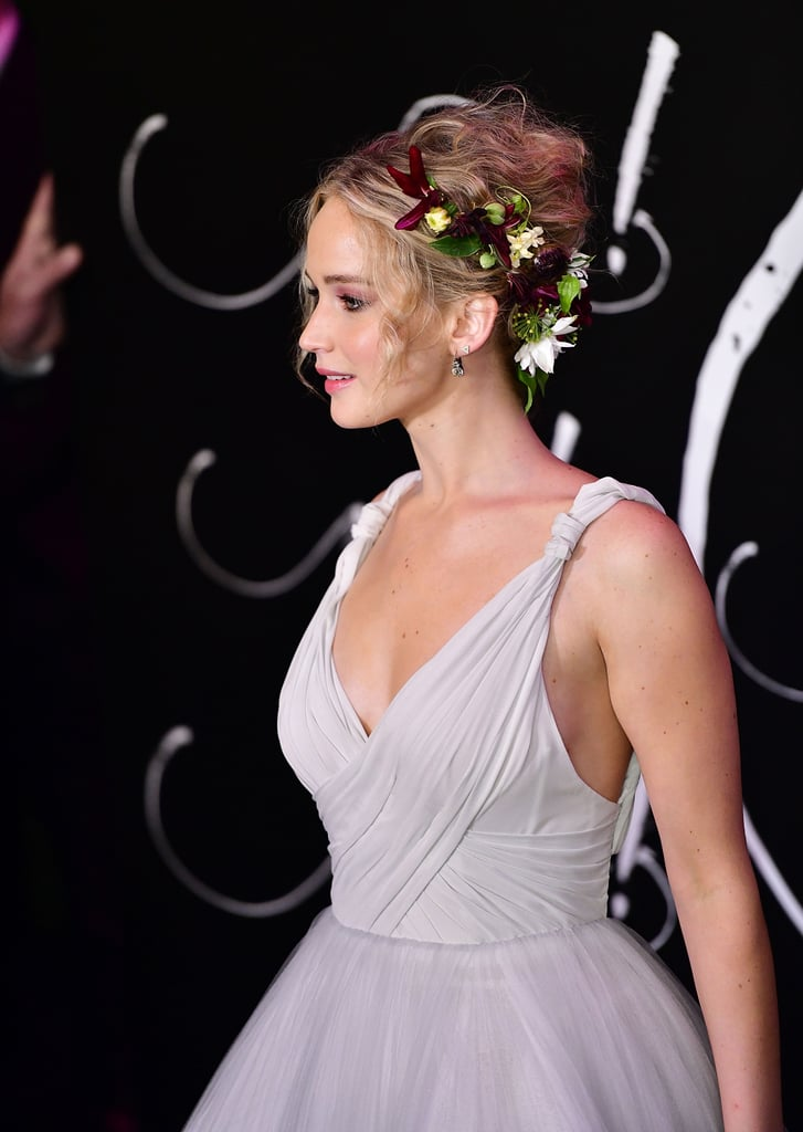 Wedding Mother Dress 68 Perfect Jennifer Lawrence in White