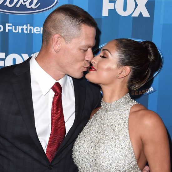 John Cena Quote About Nikki Bella January 2017