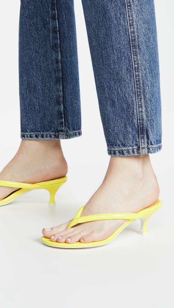 12c7f94f1f Jeffrey Campbell Brink 2 Thong Sandals | Best Flip-Flops For Women ...