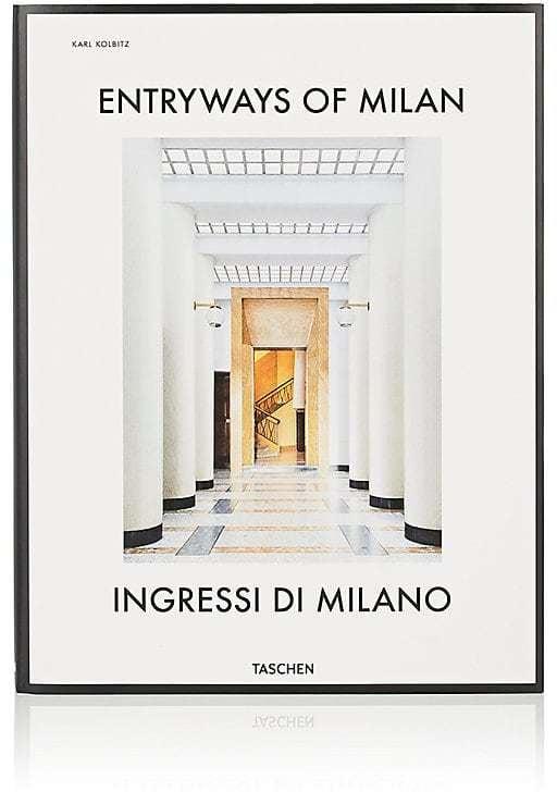Taschen Entryways Of Milan: Ingressi Di Milano ($88.94)
