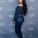 Kim Kardashian at the WSJ Mag 2019 Innovator Awards