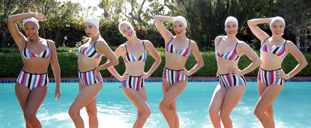 Dive Into the Underwater World of Synchronized Swimming