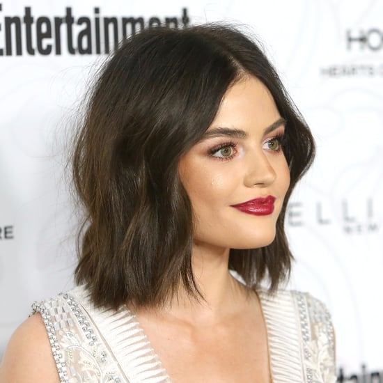 Wavy Long Bob Hair Inspiration