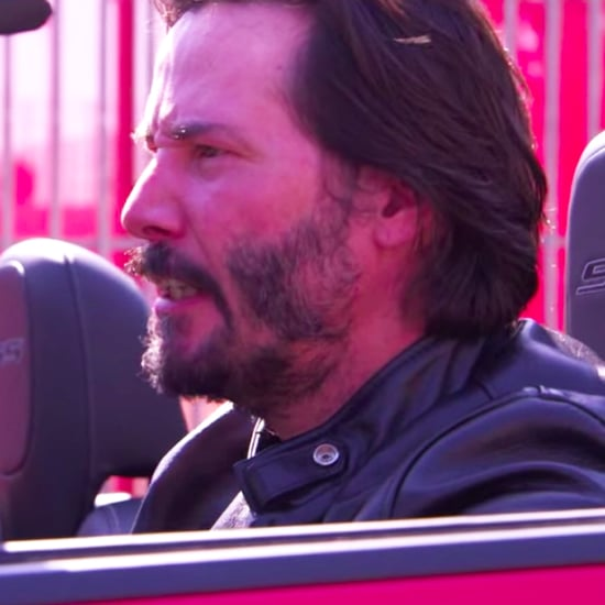 Jimmy Kimmel's Speed Parody With Keanu Reeves
