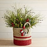 Berry Basket Floral Arrangement ($108, originally $123)