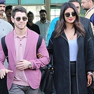 Nick Jonas and Priyanka Chopra's Heights