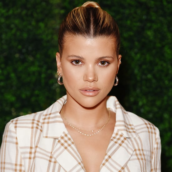 Sofia Richie's Blonde Hair Colour