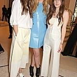 Danielle, Este, and Alana Haim