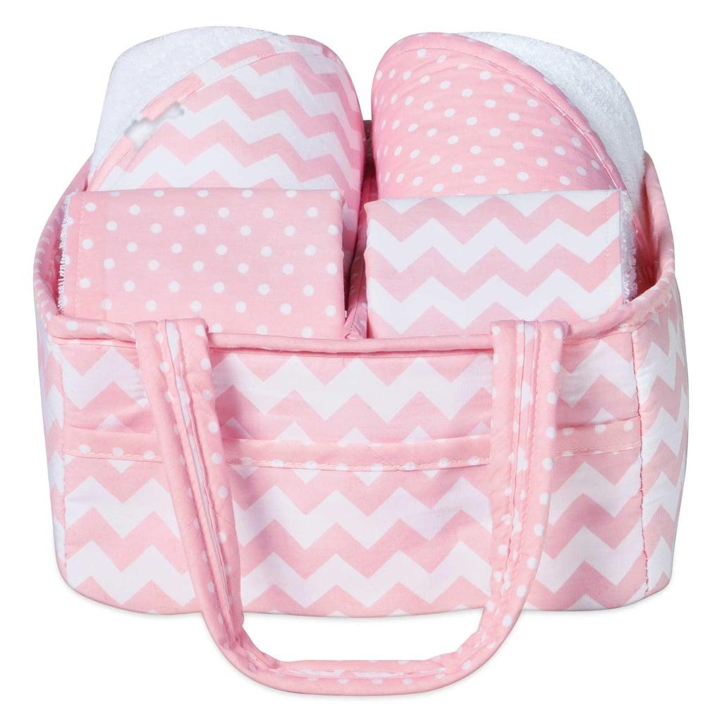 Trend Lab Baby Bath Gift Set | Pink Baby Shower Gifts | POPSUGAR ...