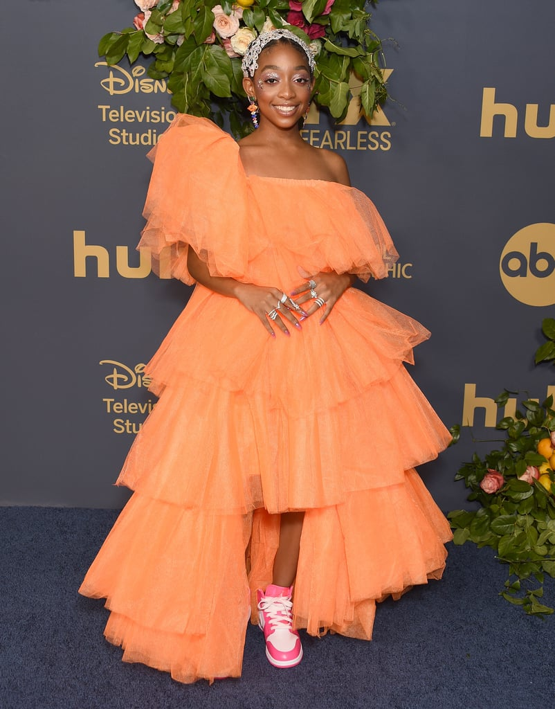 Eris Baker at the 2019 Walt Disney Television Emmy Afterparty