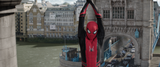 The Spider-Man: Far From Home Poster Is Getting Memed For Being . . . Well, Kind of Terrible