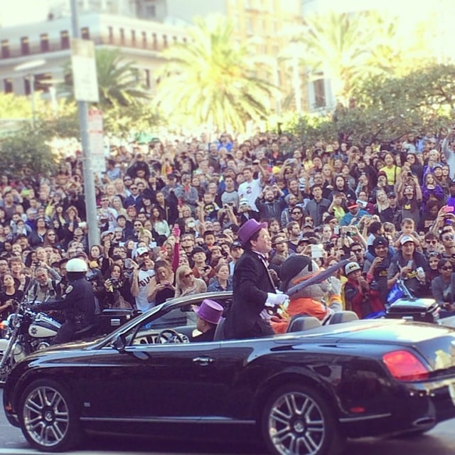We're still wiping tears away from all the amazingness surrounding Batkid.