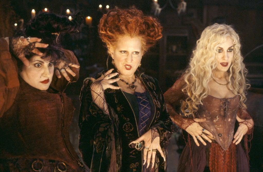 Hocus Pocus Halloween Makeup Tutorials