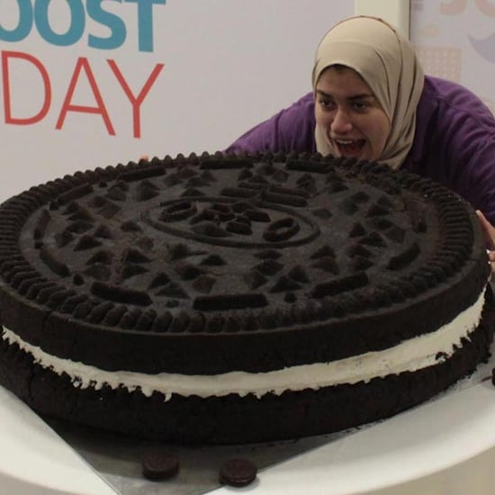 Bahrain Makes Largest Oreo in the World