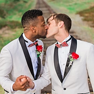 Groom Sees Color For the First Time at His Wedding