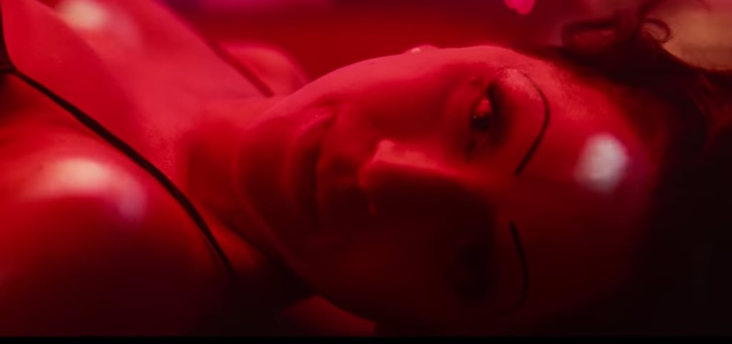 Lady Gaga's Stick-On Eyebrows in A Star Is Born