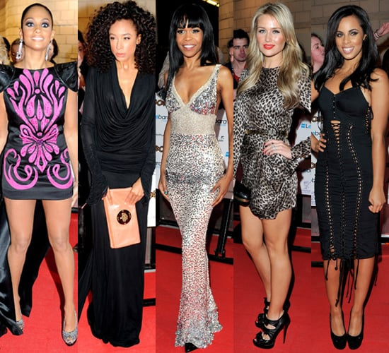 Photos of Celebrities on the Red Carpet at the 2010 MOBO Awards