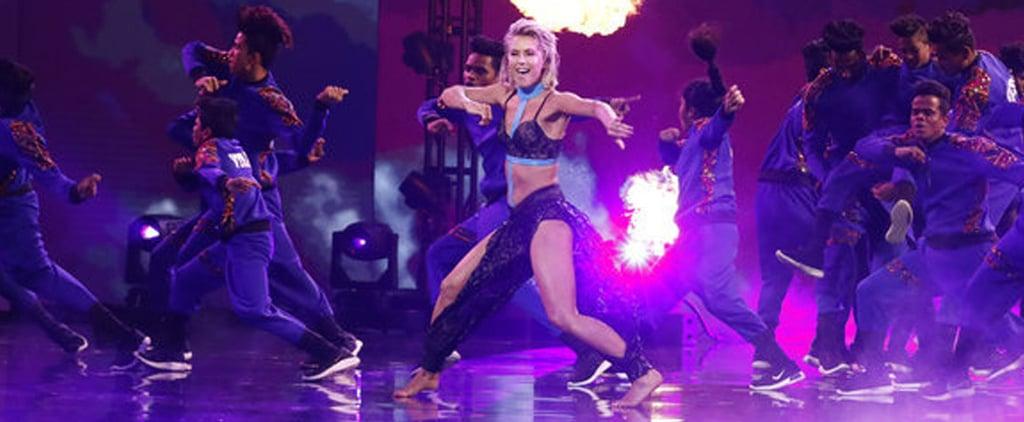 "Watch Julianne Hough Perform ""Transform"" on AGT Video"