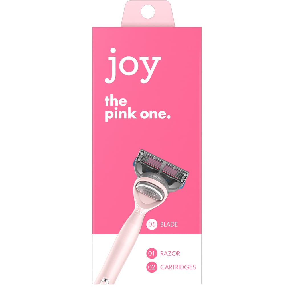 joy Razor, Pink
