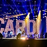 Cardi B's Instagram About Houston Rodeo Show and Selena 2019