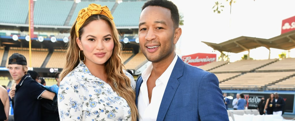 Chrissy Teigen Donates to the ACLU on Trump's Birthday