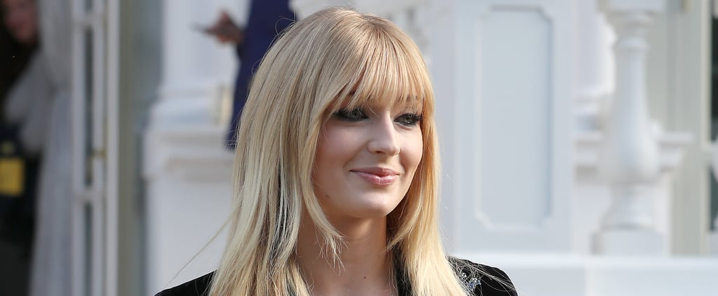Sophie Turner Hair With Bangs May 2019