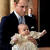 Prince George Christening Photos