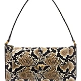 By Far Miranda Snake-Effect Leather Shoulder Bag ($842.18)