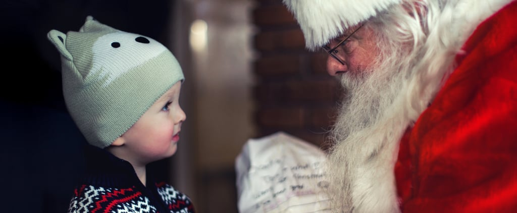 I'm Never Going to Tell My Kids That Santa Isn't Real