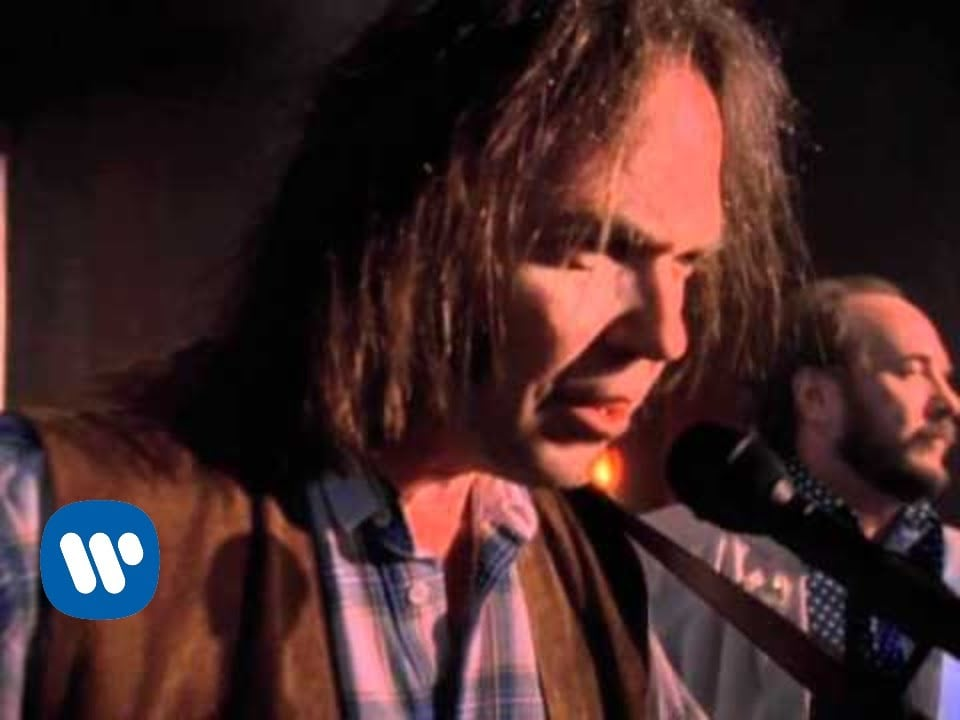 """Harvest Moon"" by Neil Young"
