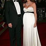 Melania Trump at the 2006 Met Gala