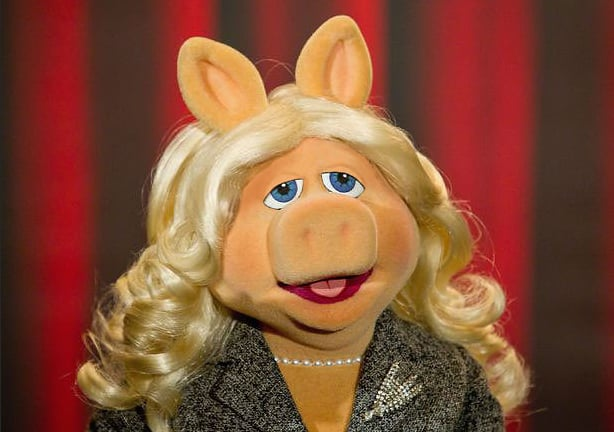 Miss Piggy Without Makeup