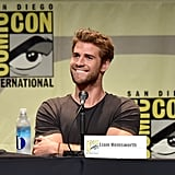"Liam Hemsworth: ""You guys watch Vanderpump Rules? Really great show."""
