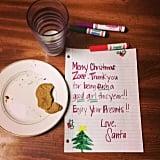 . . . and Santa Claus