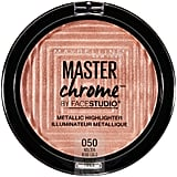Maybelline Master Chrome Metallic Highlighter in Molten Rose Gold
