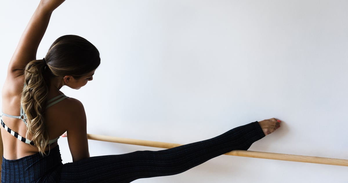 I Did Barre Workouts For 2 Weeks, and These 10 Videos Helped Tone and Shape My Legs