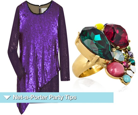 Party Season Tips from Net a Porter