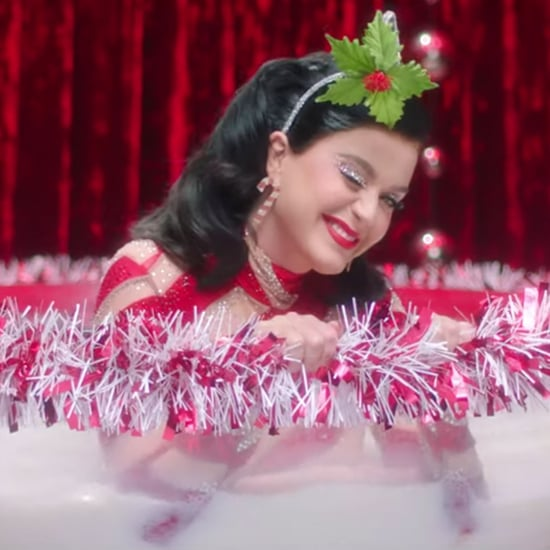 "Katy Perry's ""Cozy Little Christmas"" Music Video"