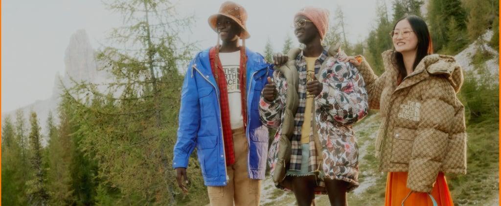 The North Face x Gucci Collaboration