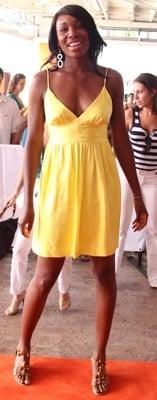 Celeb Style: Venus Williams