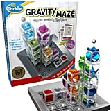 For 9-Year-Olds: ThinkFun Gravity Maze Marble Run Logic Game