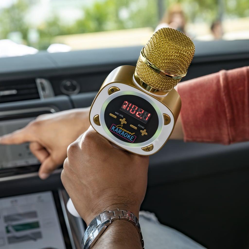 Carpool Karaoke The Mic Toy