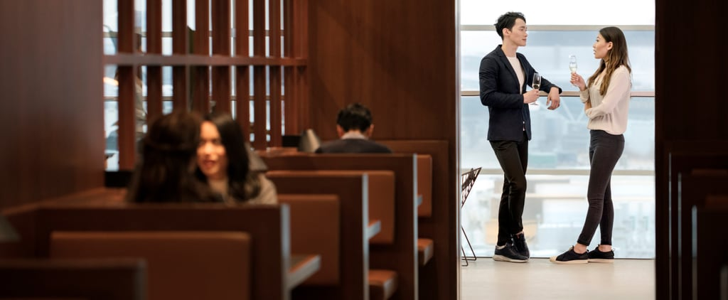You'll Want to Arrive at the Airport Early Just to Enjoy Cathay Pacific's New Lounge