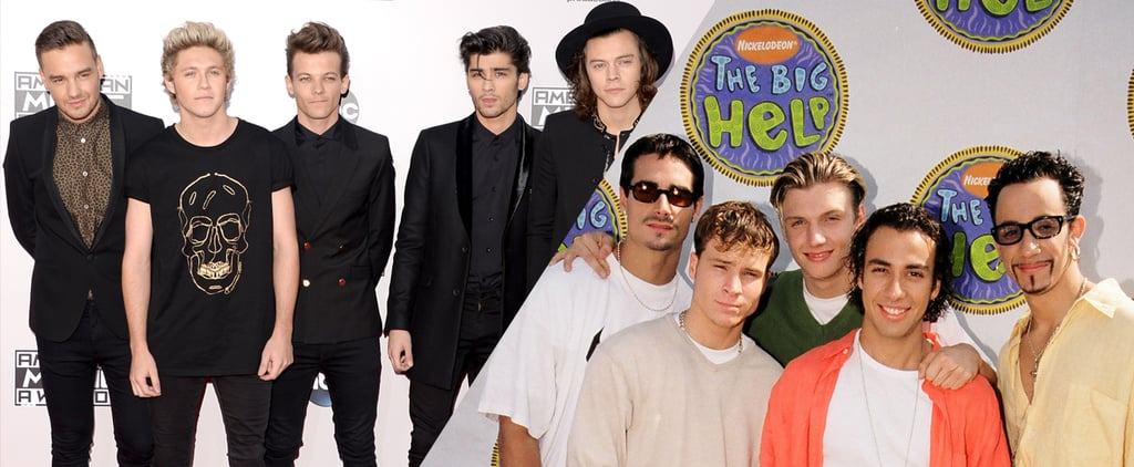 Quiz: To Which Boy Band Does Your Heart Belong?