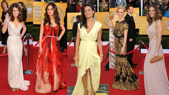 Best Dressed at the 2011 SAG Awards! 2011-02-01 12:46:05
