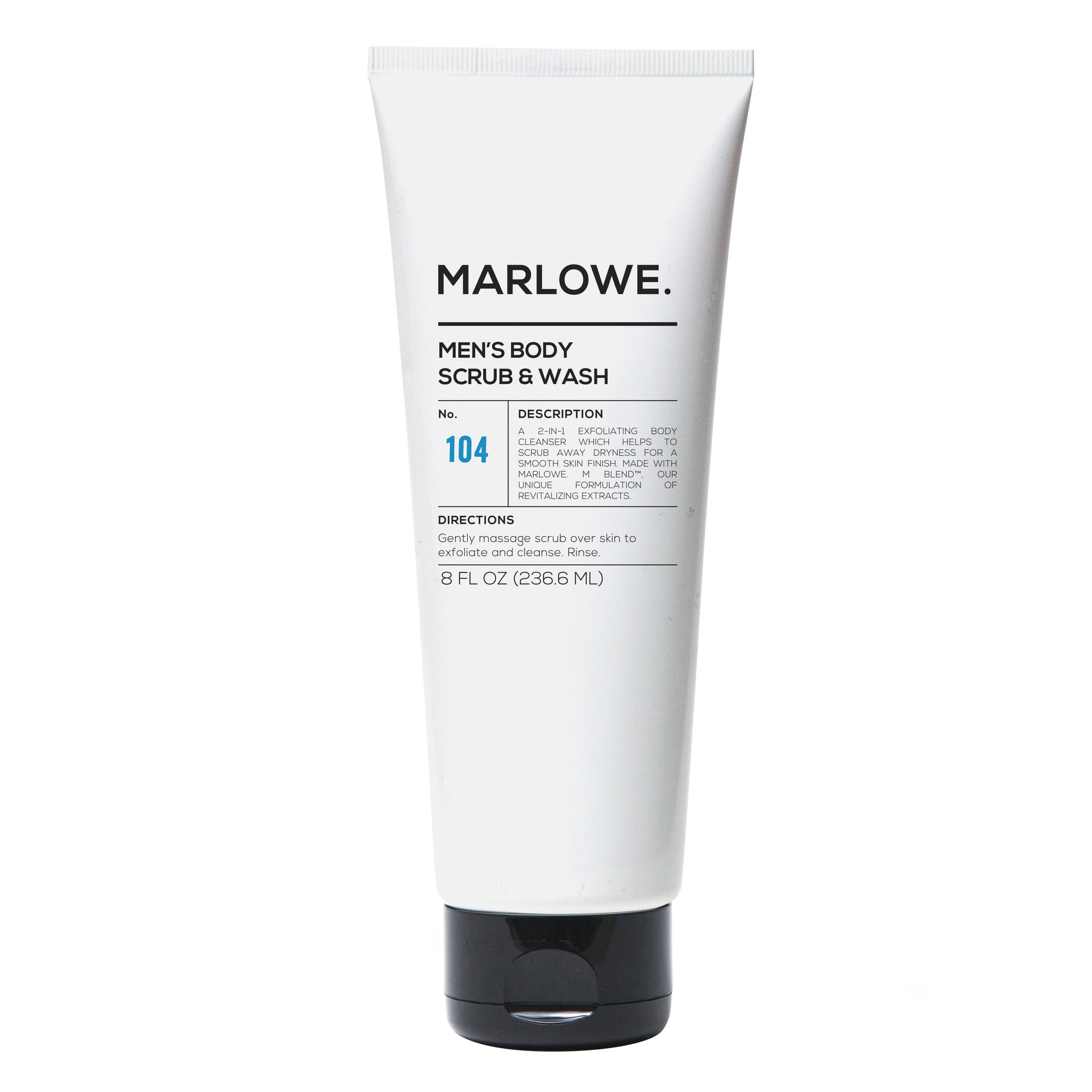 Marlowe No 104 Men S Body Scrub And Wash These New Target