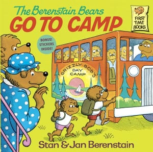 The Berenstain Bears Go to Camp ($5)