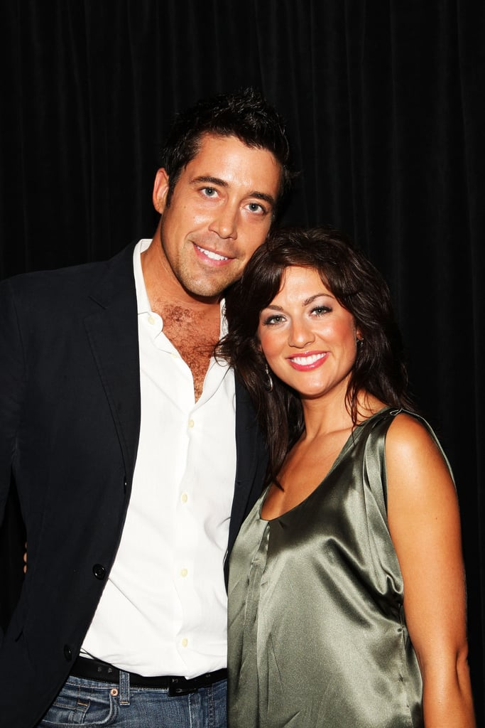 Jillian Harris and Ed Swiderski: Then
