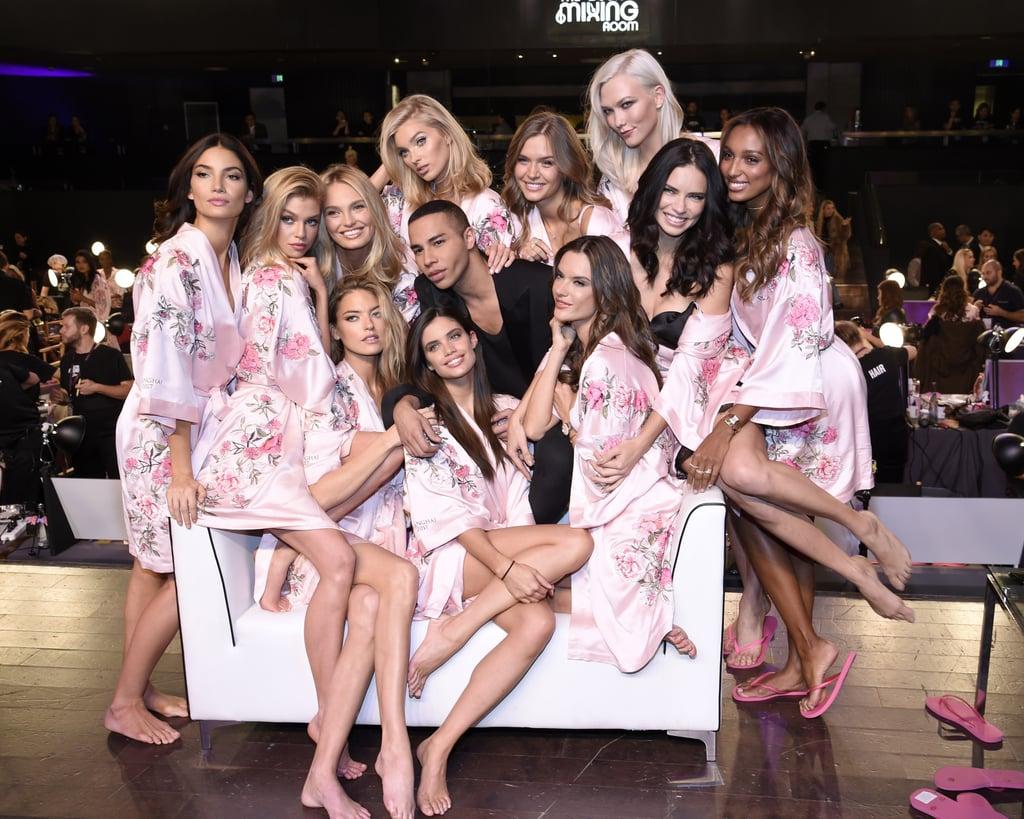 Alessandra Ambrosio Victoria's Secret Fashion Show 2017